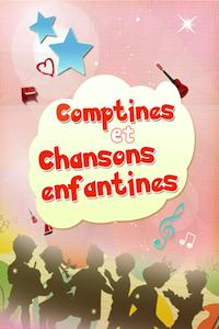 Comptines iPhone